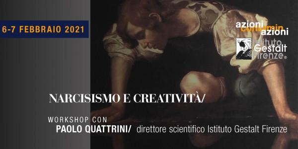 6-7 feb 2021 - Narcisismo e creatività EVENTBRITE