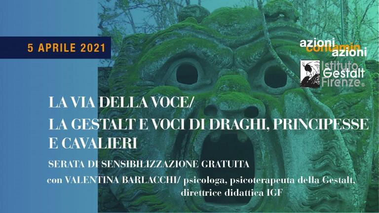 Valentina Barlacchi - La via della voce