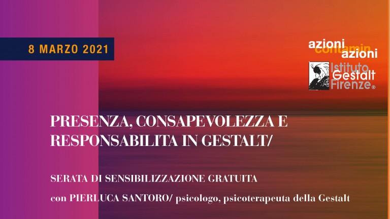 8 mar 2021 - Sensibilizzazione Pierluca BANNER